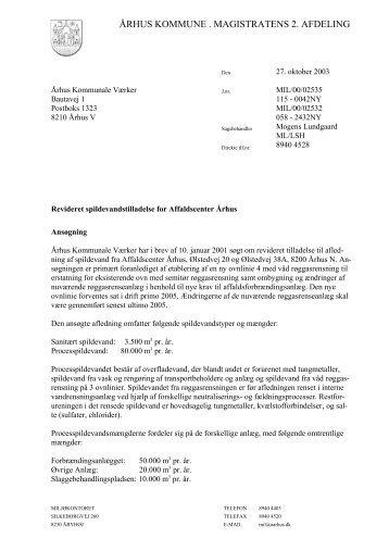 Word Pro - J06-0042NY.lwp - Spildevandsinfo.dk