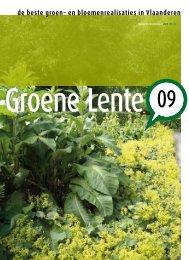 Groene Lente - Vereniging voor Openbaar Groen