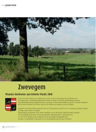 Zwevegem - Vereniging voor Openbaar Groen