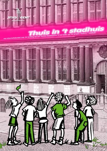 'Thuis in 't stadhuis'. - VVSG