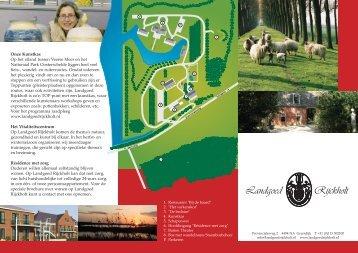 Landgoed Rijckholt - VVV Zeeland