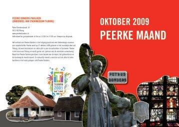 PEERKE MAAND - Tilburg