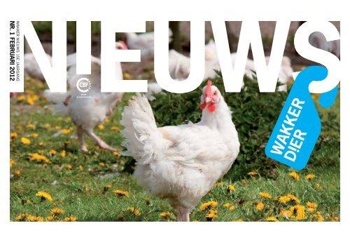 Wakker Nieuws, februari 2012 - Wakker Dier