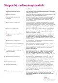Van brandstof naar elektriciteit - Essent - Page 2