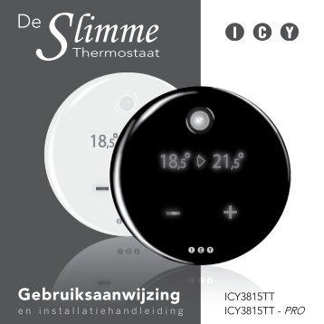 1. Handleiding Slimme Thermostaat - Technea