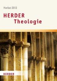 Inhalt - Verlag Herder