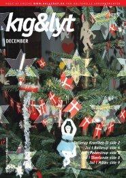 Kig&Lyt december 2007 - Ballerup Kommune