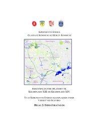 Bilag 2 - Forslag til indsatsplan for kildeplads XIII ... - Herlev Kommune
