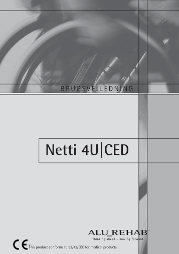 Netti 4U CED - Alu Rehab ApS