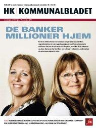 DE BANKER MILLIONER HjEM - HK