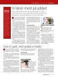 sætter tankerne i sving Elevkonferencen blev et tilløbsstykke - HK - Page 5