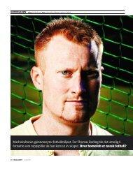 Hvor homofob er norsk fotball? - Norges idrettsforbund