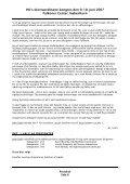 Protokol Ekstraordinær kongres og a-kasse delegeretmøde - HK - Page 5