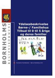 Børne-/Familiehuset - Bornholms Regionskommune