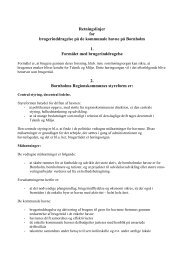 Skabelon til blankt papir - Bornholms Regionskommune