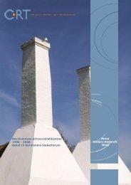 Bornholmske erhvervsindikatorer 1996-2008 - Bornholms Regionskommune