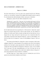 DELE AF FORMUERET – OMPRØVEN 2012 ... - For Studerende