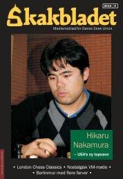 Hikaru Nakamura - Dansk Skak Union