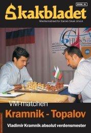 Kramnik - Topalov - Dansk Skak Union