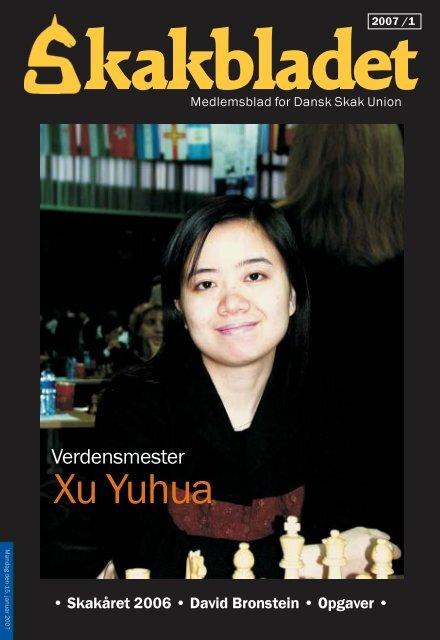Xu Yuhua - Dansk Skak Union