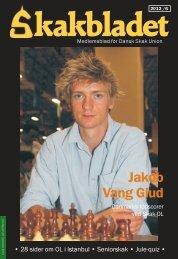 Jakob Vang Glud - Dansk Skak Union