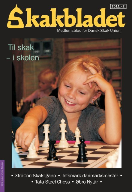 Til skak – i skolen - Dansk Skak Union
