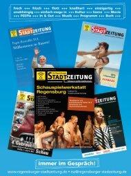 Kultour - Regensburger Stadtzeitung