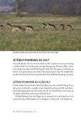 Stödutfodring av vilt - Svenska Jägareförbundet - Page 2