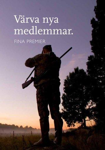 Värva nya medlemmar. - Svenska Jägareförbundet