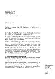 DI Transport (pdf) - Konkurrence