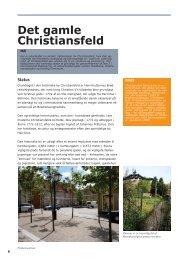 Det gamle Christiansfeld - Kolding Kommune