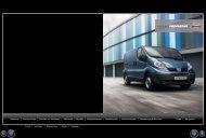 Broschyr - Nissan