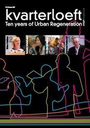 Ten years of Urban Regeneration - Ny i Danmark