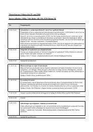 Forslag til generisk program for Mentor-kurserne - Ny i Danmark