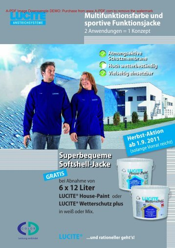 Superbequeme Softshell-Jacke
