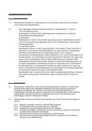 Stillingsbeskrivelse (bilag 1) - Pharmadanmark