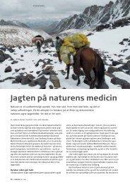 Jagten på naturens medicin - Pharmadanmark