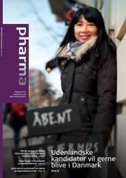 Pharma april 2013 - Pharmadanmark