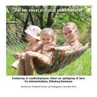 Læs rapport - Silkeborg Kommune
