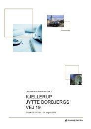 Jordbundsundersøgelse for Jytte Borbergs Vej 19 - Silkeborg ...
