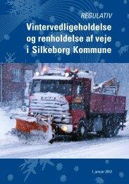 regulativ om vintervedligeholdelse og renholdelse af veje i ...
