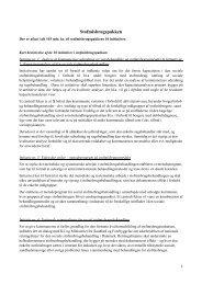 Se de 10 initiativer i stofmisbrugspakken - Social