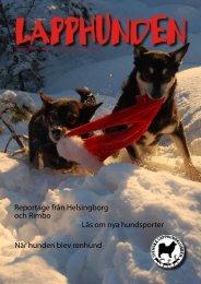Nr 4/2010 - Svenska Lapphundklubben