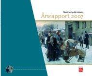 Årsrapport 2007 - Social