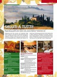 Bella Italia - Regensburger Stadtzeitung