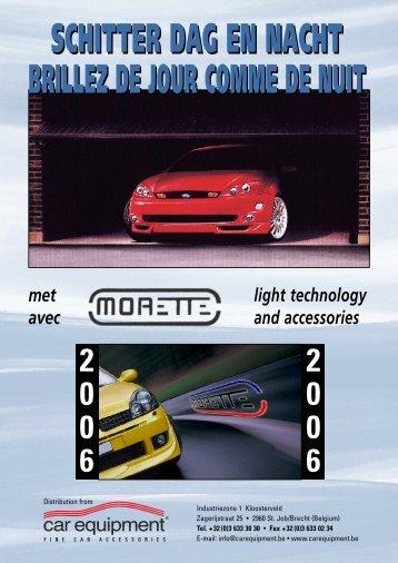 Dubbele koplampen - Car Equipment