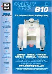 B10 print file.cdr - Blagdon Pump