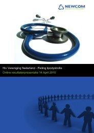 rapportage_lipodystofie - Hiv Vereniging Nederland
