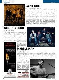 NICE GUY EDDIE - Regensburger Stadtzeitung