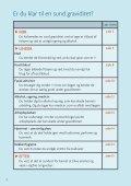 Sunde vaner før, under og efter graviditet - Sundhedsstyrelsen - Page 2